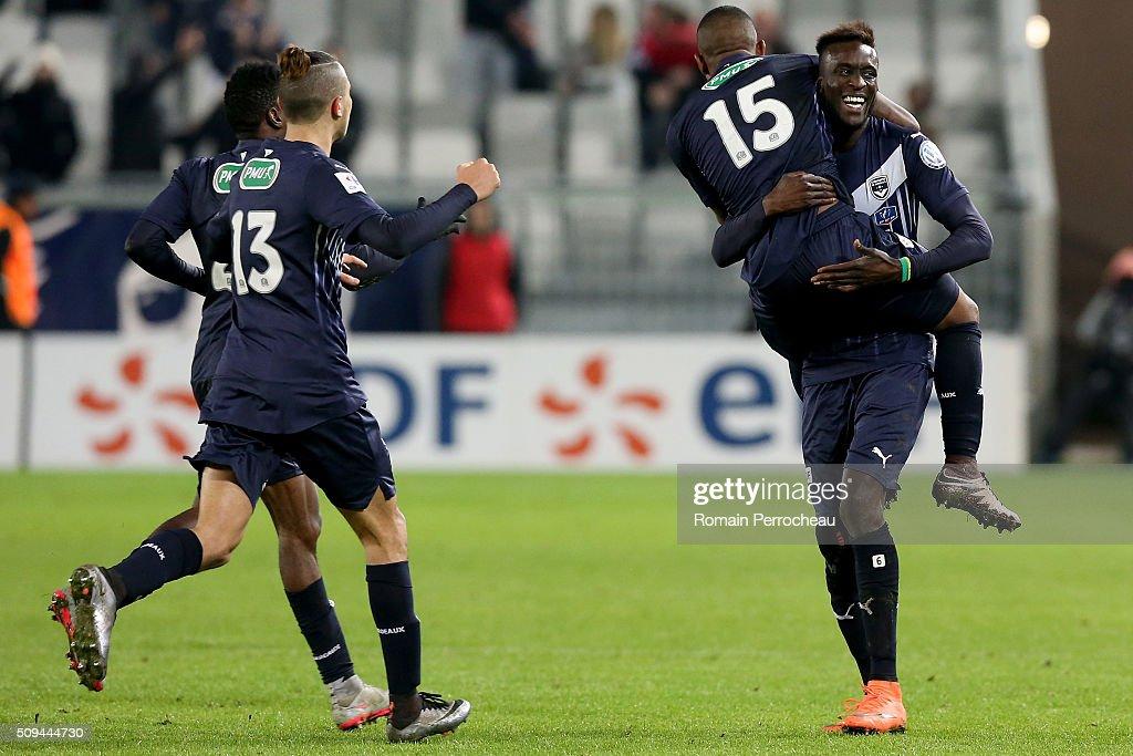 Bordeaux v Nantes - Coupe de France