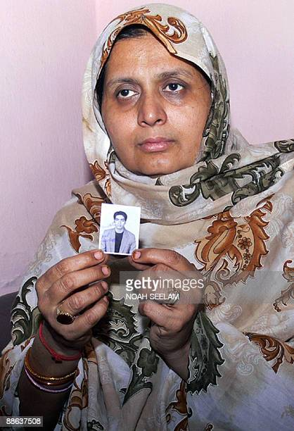 Hajara Fatima mother of twenty year old Indian student Mir Kazim Ali Khan who is the latest victim of racial attacks on Indian students in Australia...