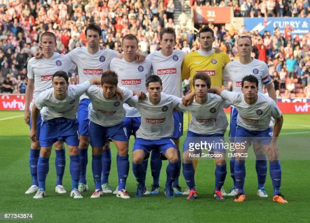 Hajduk Split team group