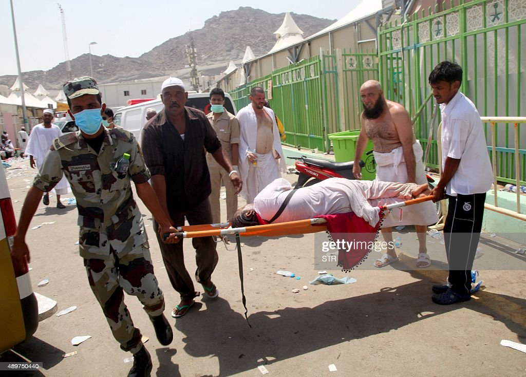 SAUDI-HAJJ-ISLAM : News Photo