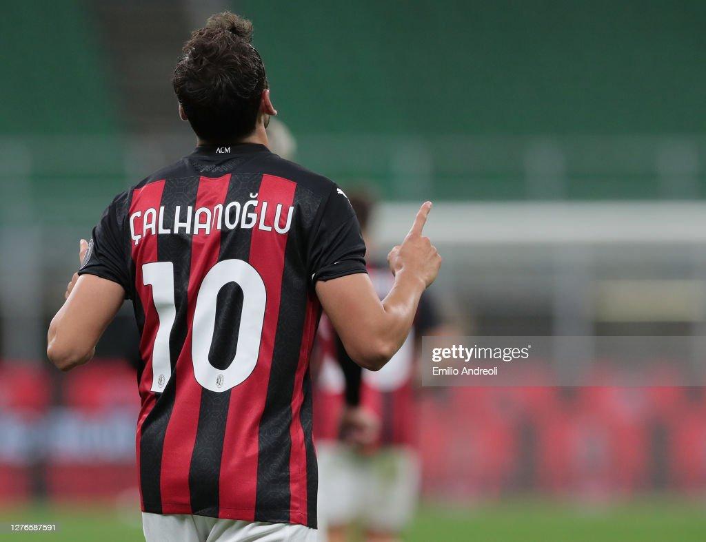 AC Milan v Bodo Glimt: UEFA Europa League Third Qualifying Round : News Photo