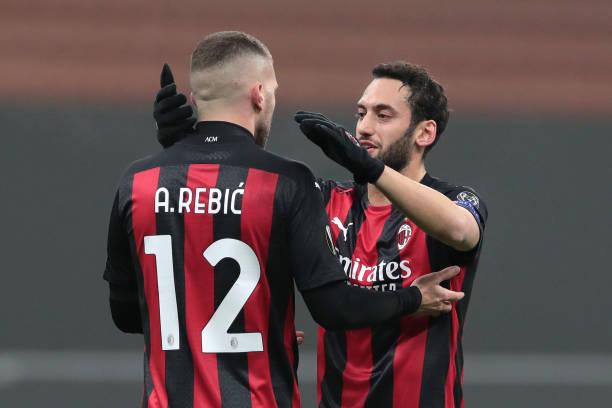 ITA: AC Milan v Celtic: Group H - UEFA Europa League
