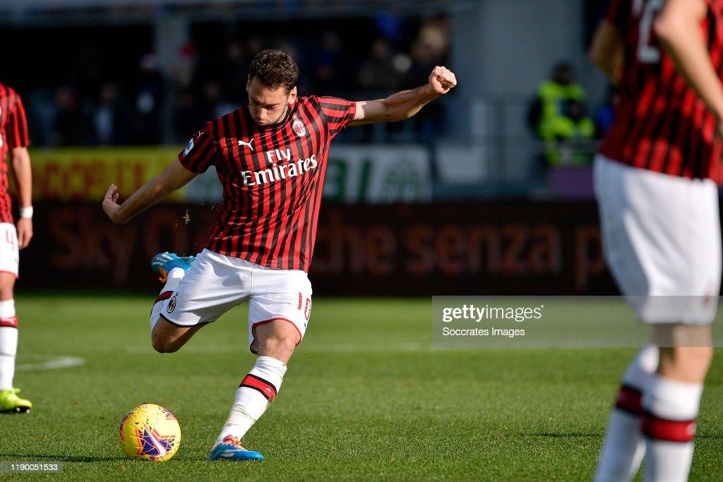 Atalanta Bergamo v AC Milan - Italian Serie A : News Photo