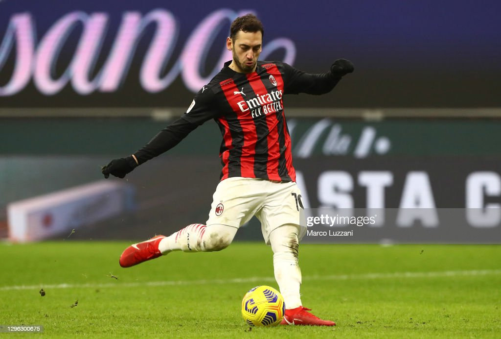 AC Milan v Torino FC - Coppa Italia : News Photo