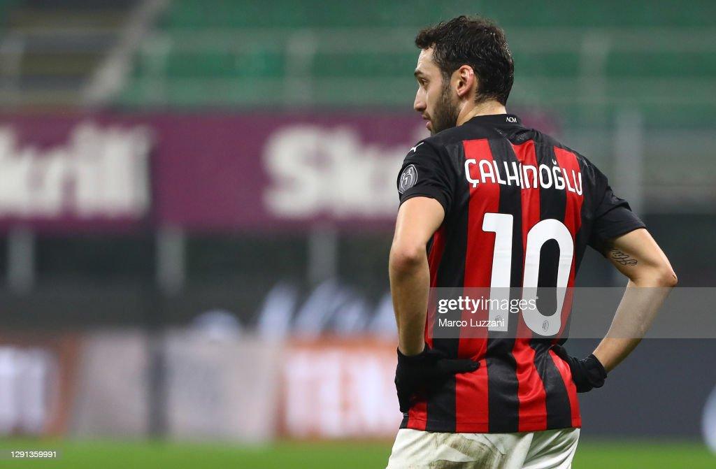 AC Milan v Parma Calcio - Serie A : News Photo