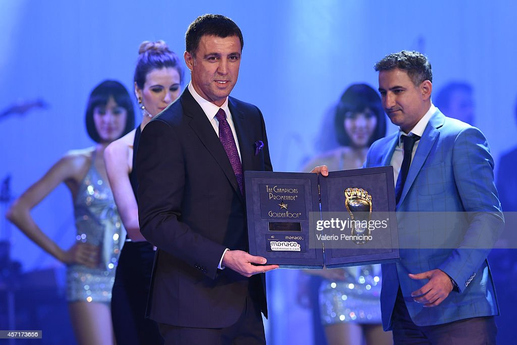 Golden Foot 2014 Awards Ceremony : News Photo