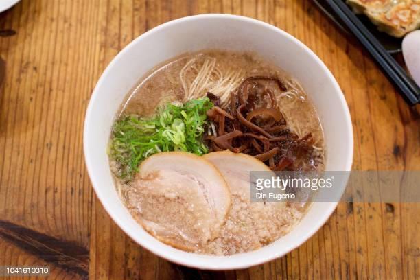 Hakata Ramen/Tonkotsu Ramen Japanese Food