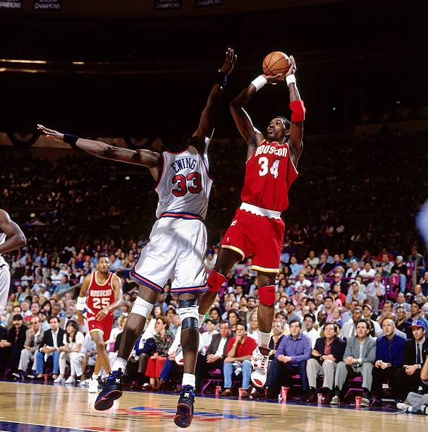 1994 NBA Finals - Game 3:  Houston Rockets vs. New York Knicks