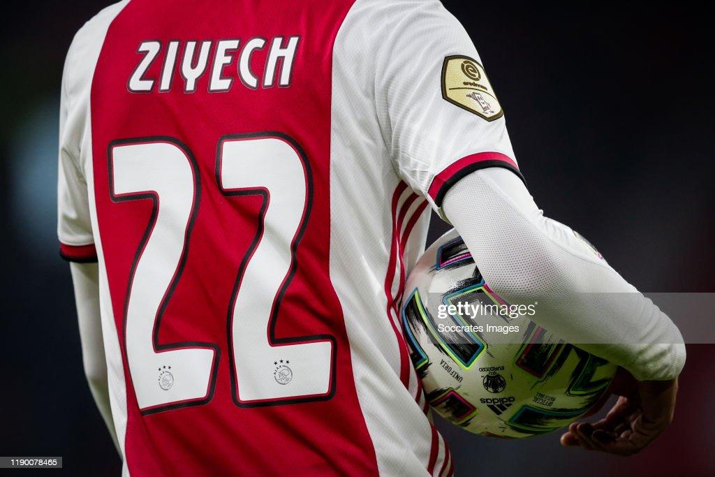 Ajax v ADO Den Haag - Dutch Eredivisie : News Photo