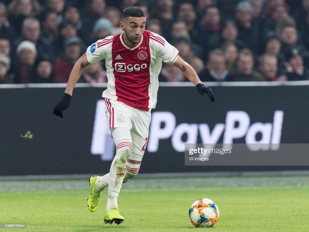 Dutch Toto KNVB Cup'Ajax v SC Heerenveen' : News Photo