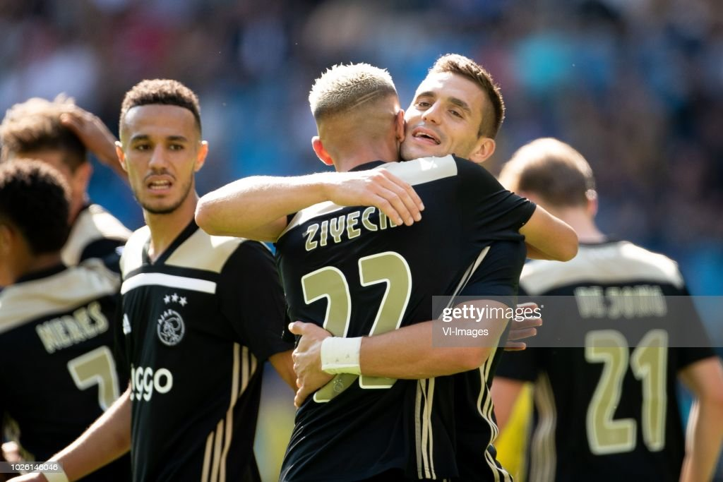 Dutch Eredivisie'Vitesse v Ajax' : News Photo