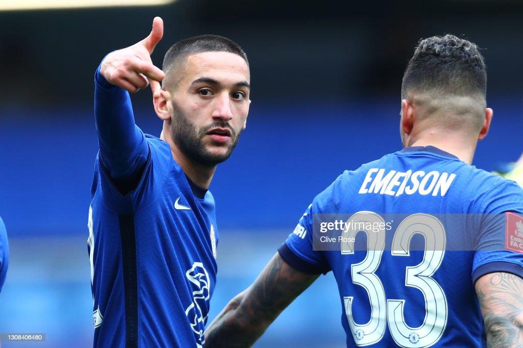 Chelsea v Sheffield United: Emirates FA Cup Quarter Final : Fotografía de noticias