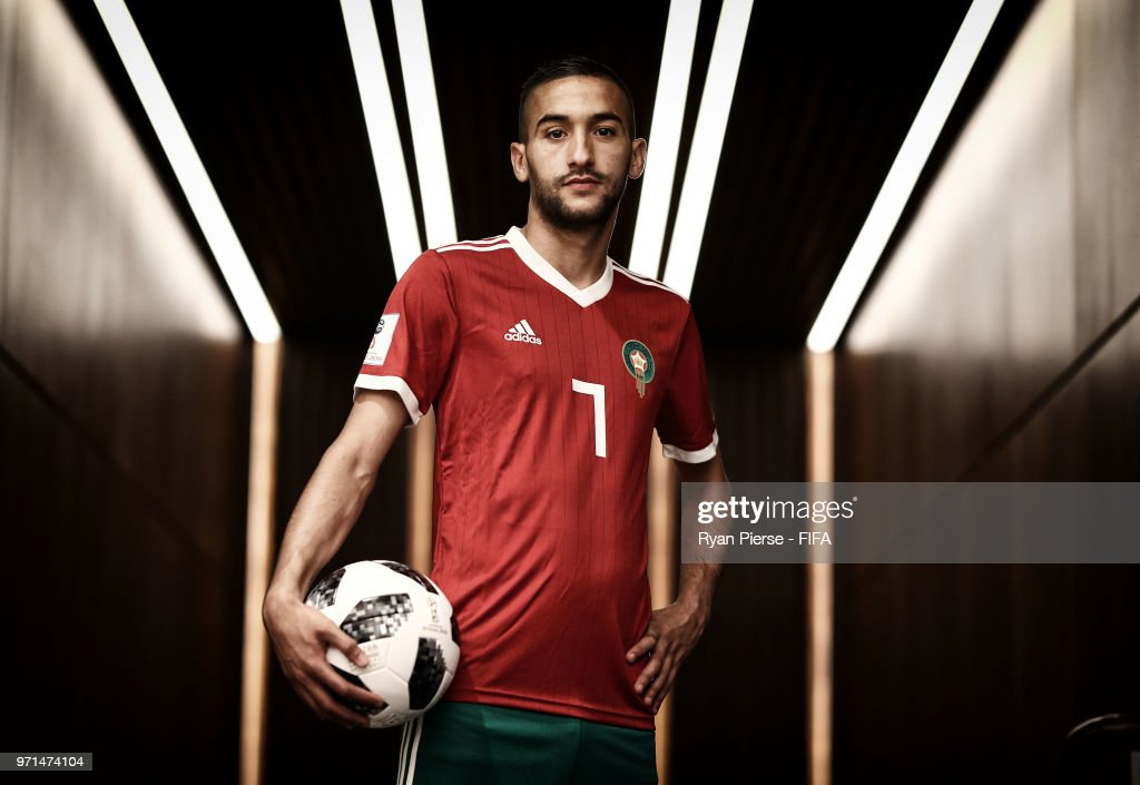 Alternative View Portraits - 2018 FIFA World Cup Russia : News Photo
