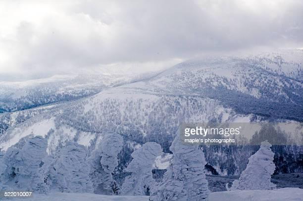 Hakkoda of the winter