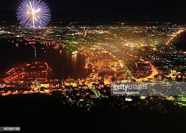Hakodate night view
