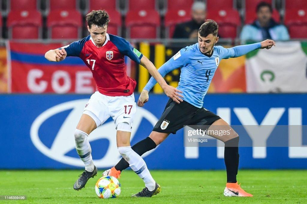 "FIFA U-20 World Cup Poland 2019""Uruguay U20 v Norway U20"" : News Photo"