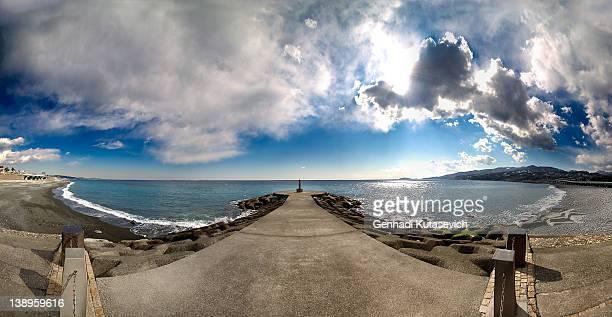 Hakone beach