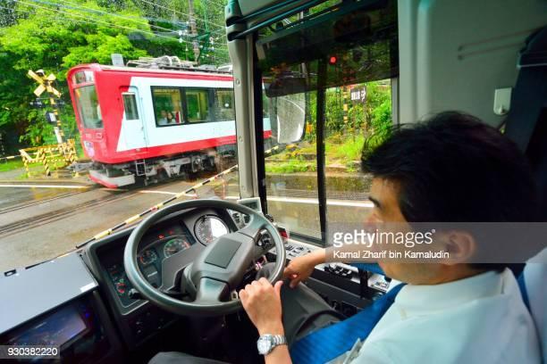 Hakone train and bus