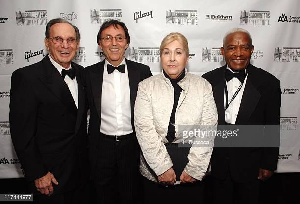 Hal David Don Black Marilyn Bergman and Irving Burgie