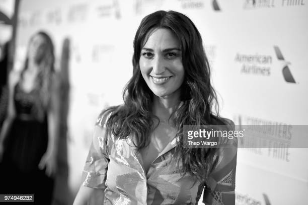 Hal David Starlight Award Honoree Sara Bareilles attends the Songwriters Hall of Fame 49th Annual Induction and Awards Dinner at New York Marriott...