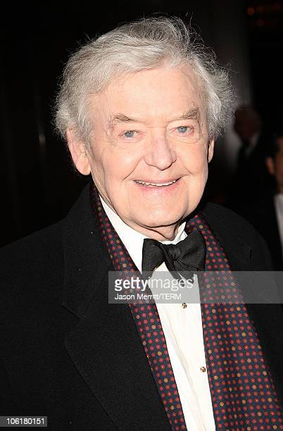 Hal Halbrook arrives at the 2008 ACE Eddie Awards at the Beverly Hilton Hotel on February 17 2008 in Beverly Hills California