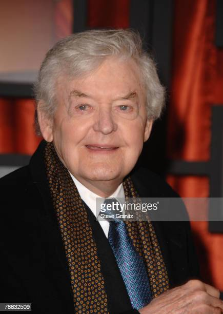 Hal Holbrook arrives at the 13th ANNUAL CRITICS' CHOICE AWARDS at the Santa Monica Civic Auditorium on January 7 2008 in Santa Monica California