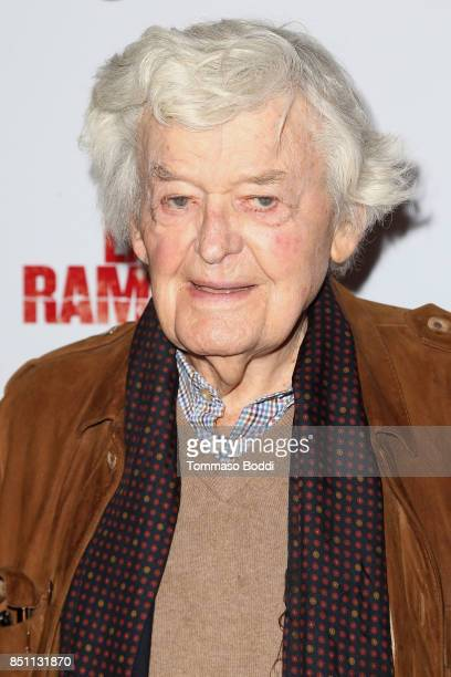Hal Holbrook attends the Premiere Of Epic Pictures Releasings' Last Rampage at ArcLight Cinemas on September 21 2017 in Hollywood California