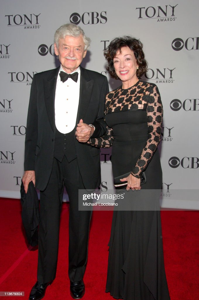 Hal Holbrook with his wife Dixie Carter during 60th Annual ...