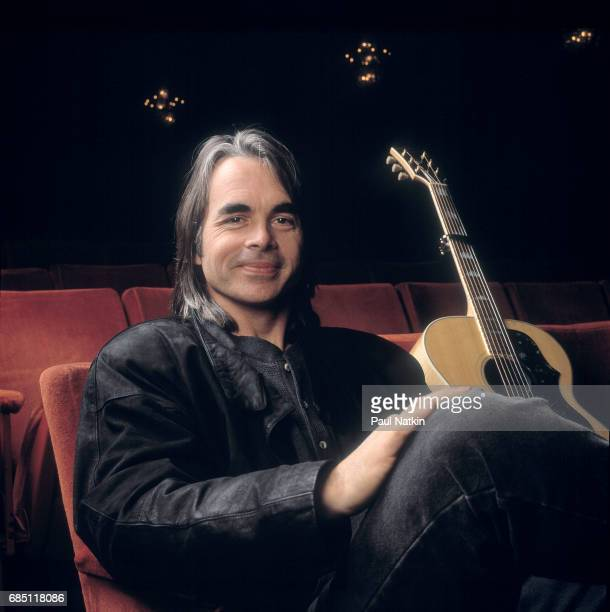 Hal Ketchum at a theater in Oakbrook Illinois September 1 1988