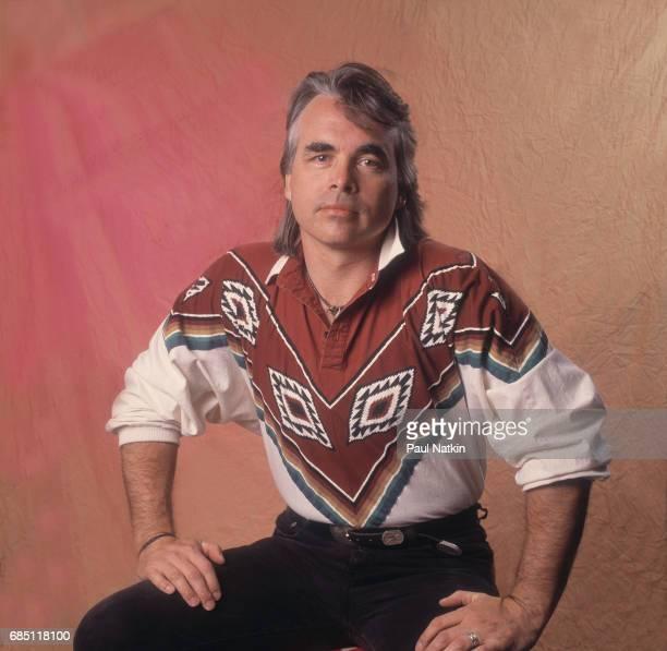 Hal Ketchum at Farm Aid in Dallas Texas March 14 1992