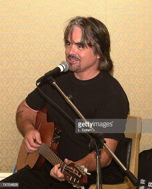 Hal Ketchum at the Four Seasons Hotel in Beverly Hills CA
