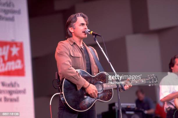 Hal Ketchum at the Petrillo Bandshell in Chicago Illinois July 1 1992