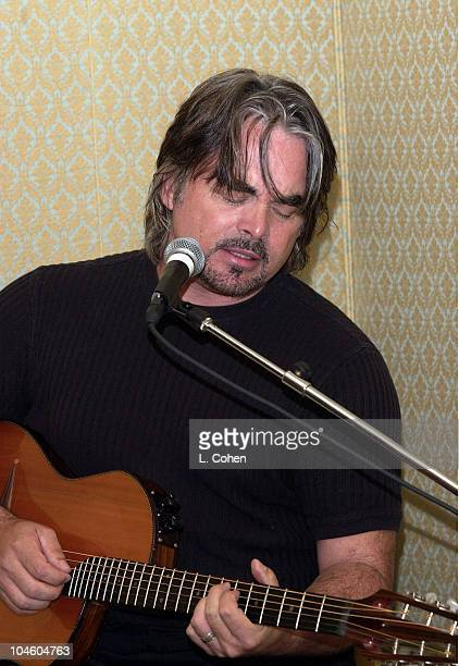 Hal Ketchum during Hal Ketchum Performance at Four Seasons Hotel in Beverly Hills California United States
