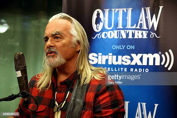 Hal Ketchum helps Mojo Nixon Celebrate His 10 Year Anniversary On SiriusXM with A special live show at the SiriusXM Studios on November 12 2014 in...