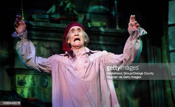 Hal Landon Jr has been playing Ebenezer Scrooge at South Coast Repertory for the past 35 years The seasoned actor now 73 personifies the crotchety...