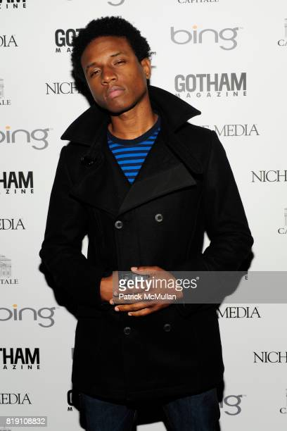 Hal Linton attends ALICIA KEYS Hosts GOTHAM MAGAZINES Annual Gala Presented by BING at Capitale on March 15, 2010 in New York City.