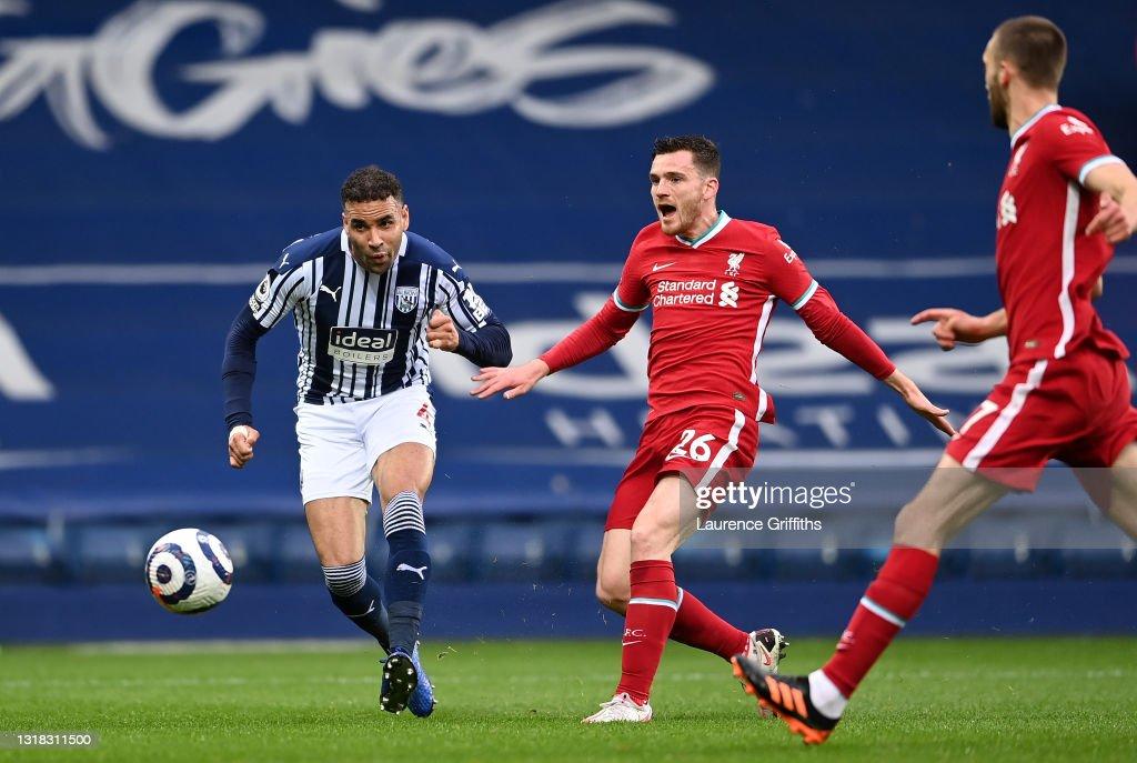 West Bromwich Albion v Liverpool - Premier League : Nachrichtenfoto