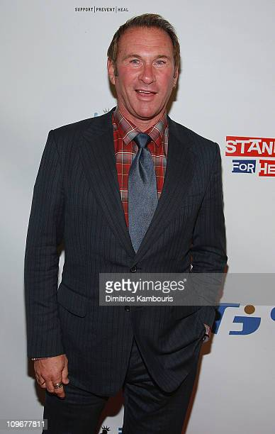 "Hal Rubenstein attends the NY Comedy Festival Event ""Stand Up for Heroes: A Benefit for the Bob Woodruff Family Fund"" on Nov 7 at Town Hall in NYC."