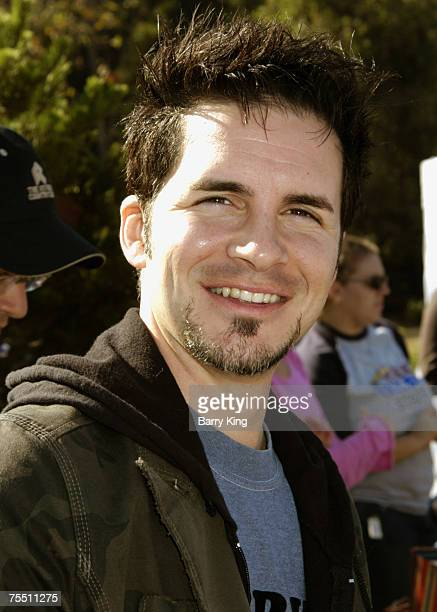 Hal Sparks at the Temescal Canyon Park in Pacific Palisades CA