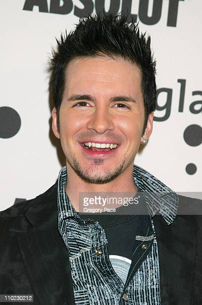 Hal Sparks during 16th Annual GLAAD Media Awards - Arrivals at Marriott Marquis in New York City, New York, United States.