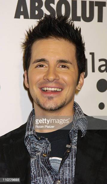 Hal Sparks during 16th Annual GLAAD Media Awards at Marriott Marquis Hotel in New York City, New York, United States.