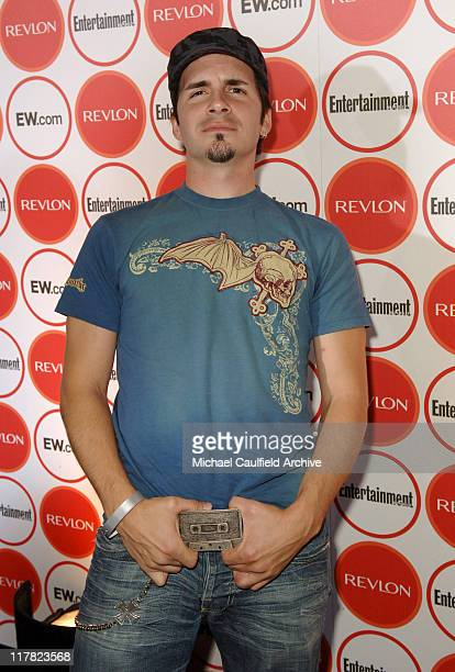 Hal Sparks during Entertainment Weekly Magazine 4th Annual Pre-Emmy Party - Red Carpet at Republic in Los Angeles, California, United States.