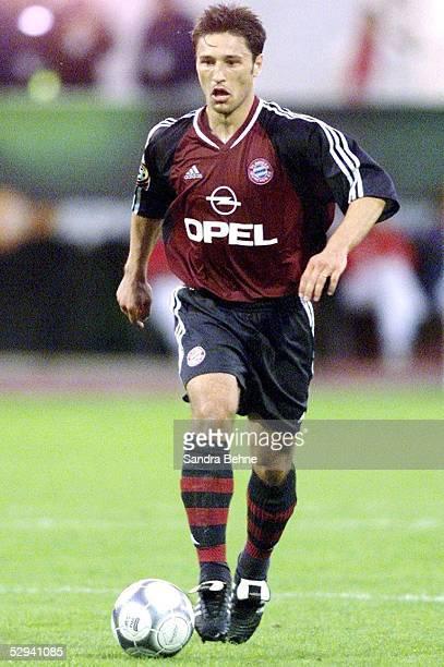LIGAPOKAL 2001 Halbfinale Augsburg HERTHA BSC BERLIN FC BAYERN MUENCHEN 10 Niko KOVAC/BAYERN