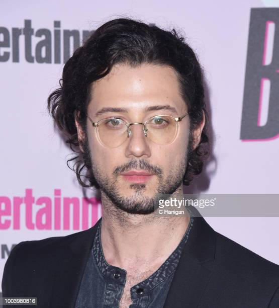 Hale Appleman attends the annual Entertainment Weekly ComicCon Celebration at Float at Hard Rock Hotel San Diego on July 21 2018 in San Diego...
