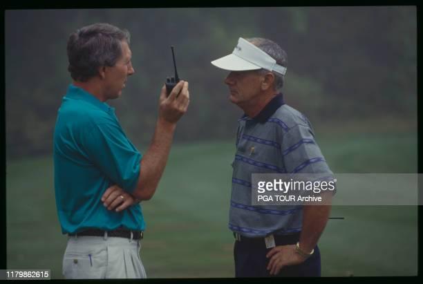 Hale Irwin, David Graham 1994 Presidents Cup - September Robert Trent Jones Golf Club Gainesville, Virginia Photo by Sam Greenwood/PGA TOUR Archive...
