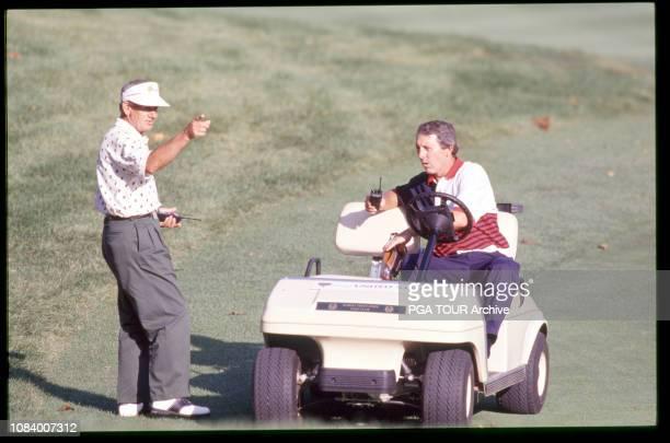 Hale Irwin, David Graham PGA TOUR Photo by Sam Greenwood/PGA TOUR Archive