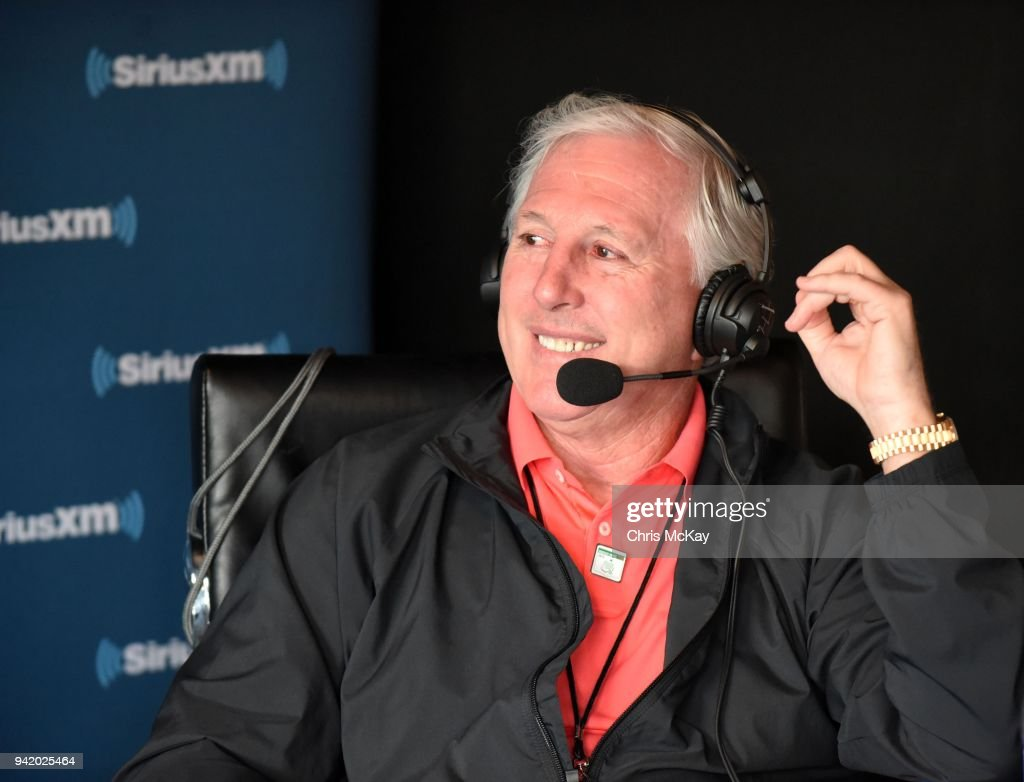 SiriusXM Broadcasts From The Masters 2018 - Day 2