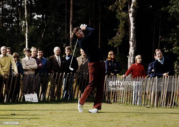 Hale Irwin of the United Stares during the Piccadilly World Match Play Championship held on 11th October 1975 at The Wentworth Golf Club in Virginia...
