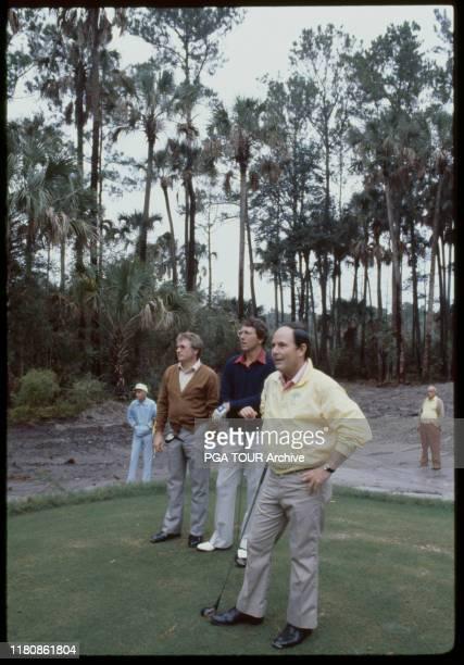 Hale Irwin Pete Dye Sawgrass Construction PGA TOUR Archive via Getty Images