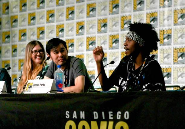 CA: 2019 Comic-Con International - Day 4